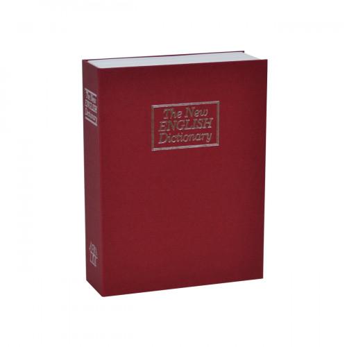 Книга - сейф с кодовым замком средняя HF805