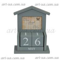 Вечный календарь с фоторамкой  PR387