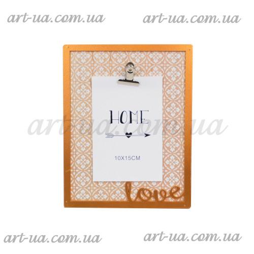 "Фоторамка настольная ""Love"" PR712"