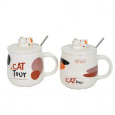 """Кружка """"Cat tour"""" CM172"""
