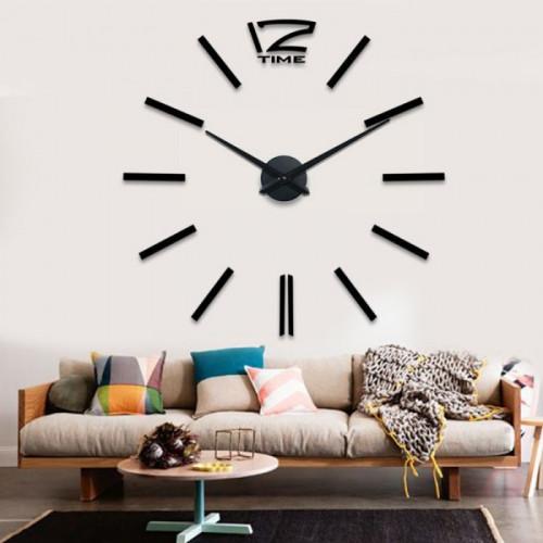 """Часы настенные 3D """"DIY"""" большие ZH016"""