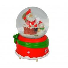 Музыкальный снежный шар NG410
