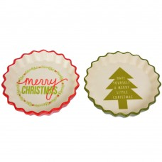 "Новогодняя тарелка ""Merry christmas"" NG866"