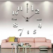 """Часы настенные 3D """"DIY"""" средние ZH213"""