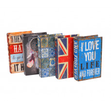 """Книга - шкатулка """"I love you life"""" FF731"""