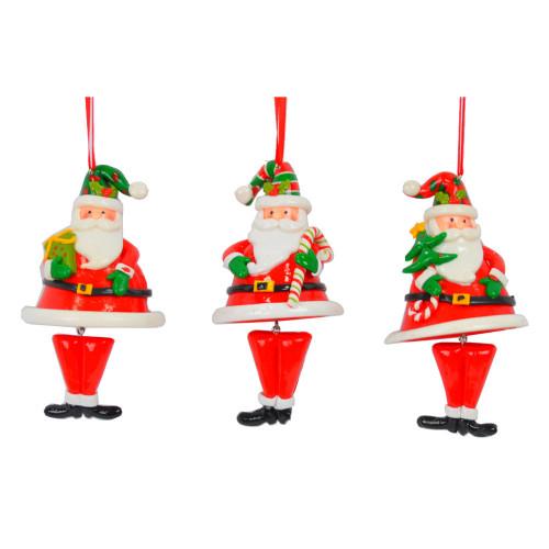"""Новогодняя подвеска """"Дед Мороз"""" NG007"""