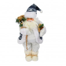 Дед Мороз с подарком 50 см NG8505