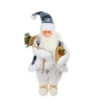 Дед Мороз с подарком 70 см NG8506