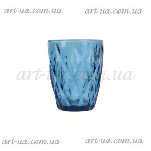 """Стакан """"Rhombus large"""" синий 250мл VB707"""