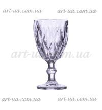 """Бокал стекло """"Rhombus"""" прозрачный VB850"""