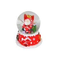 Музыкальный снежный шар NG717