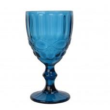 """Бокал стекло """"Ornament"""" синий VB700"""