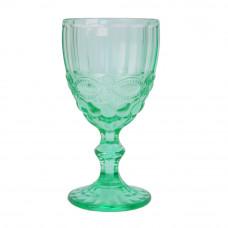 """Бокал стекло """"Ornament"""" бирюза VB823"""