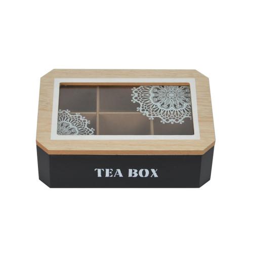 "Бокс для чая ""Tea box"" PR683"