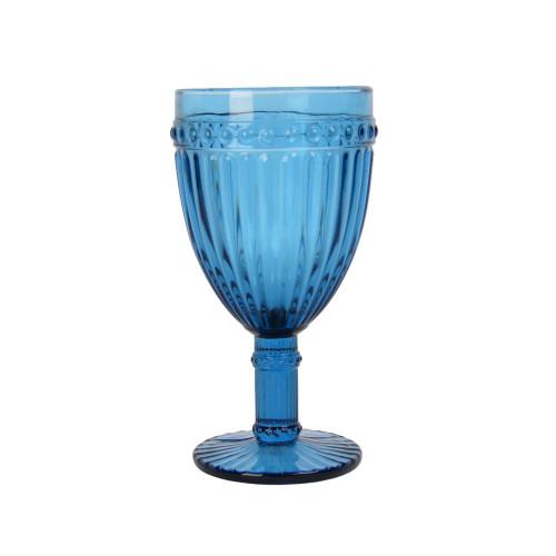 """Бокал стекло """"Reference"""" синий VB861"""