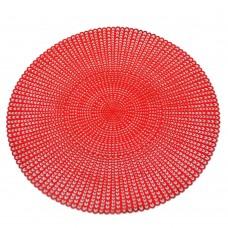 Салфетки настольные красные X601