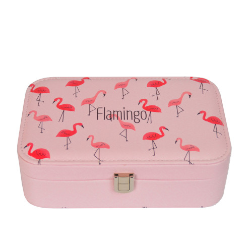"""Шкатулка для ювелирных украшений """"Flamingo"""" J775"""