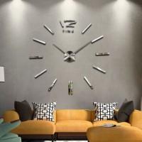 """Часы настенные 3D """"DIY"""" средние ZH212"""