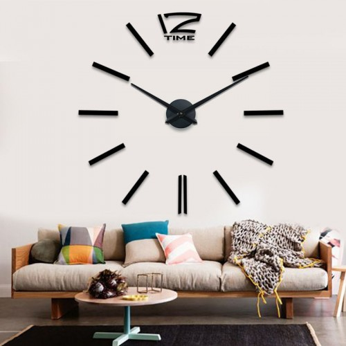 """Часы настенные 3D """"DIY"""" ZH210"""
