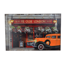 """3D картина с LED подсветкой """"Машина"""" HX6269"""