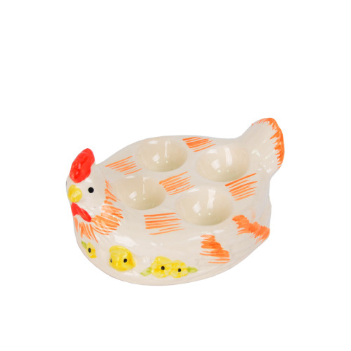 """Подставка для яиц """"Курочка"""" YX166"""