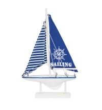 """Корабль """"Sailing"""" синий MA223"""