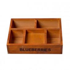 "Коробка""blueberries""FF9019"