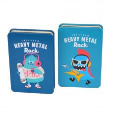 "Блокнот ""Heavy metal"" NB8455"
