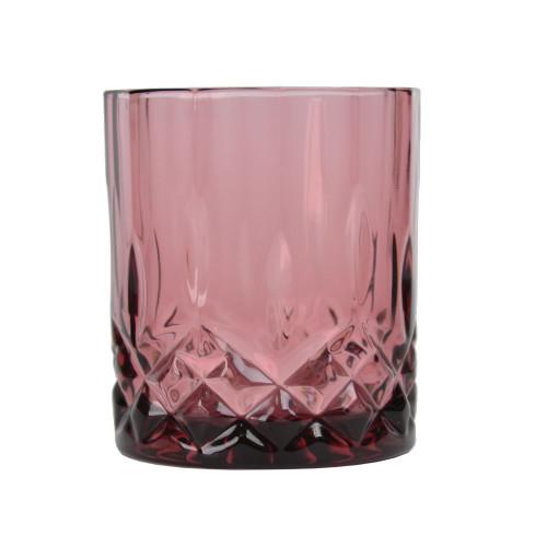 """Стакан стекло """"Classic"""" фиолетовый VB304"""