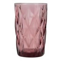 Стакан стекло фиолетовый VB703