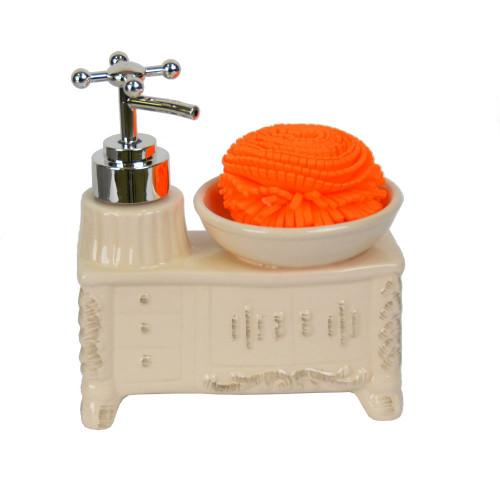 "Набор для ванной ""Washbasin"" беж. YX5083"