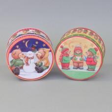 Коробка для печенья и конфет CF211