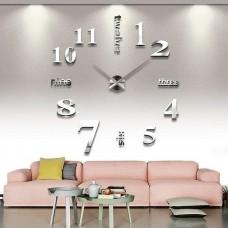 Часы настенные 3D ZH210