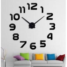 Часы настенные 3D ZH015