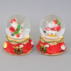 "Новогодний декор ""Снежный шар"" NG720"