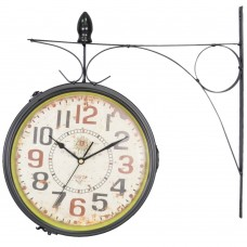 Часы угловые T018
