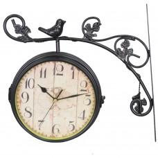 Часы угловые T036