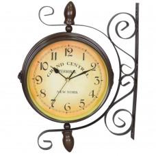Часы угловые  T047