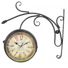 Часы угловые T1408