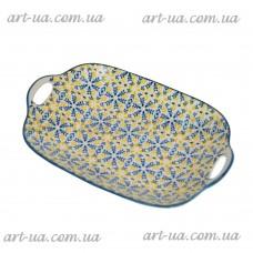 "Блюдо ""Marrakesh"" 4*27*18см TR007"