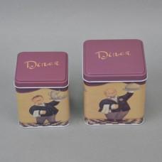 Коробка для сыпучих продуктов из 2 шт. CF09