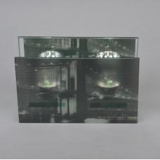 Подсвечник стекло SH048