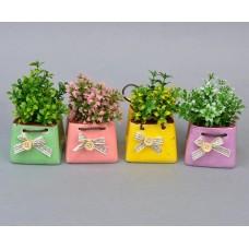 Цветы искусственные (сумка) SU9203