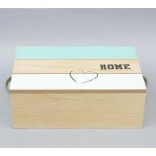 """Коробка деревянная """"Home"""" MX166"""