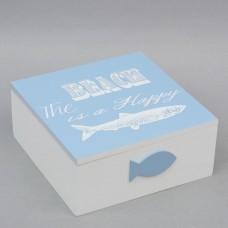 """Коробка для чая """"Рыбка"""" PR5224"""