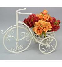 """Подставка под цветы """"Велосипед"""" HX9826"""