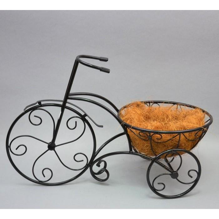 Велосипед для кашпо своими руками мастер класс
