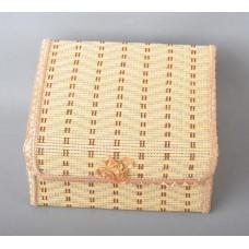 Шкатулка бамбук из 4 шт. 006