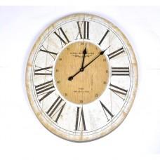 Часы настенные белые B0061