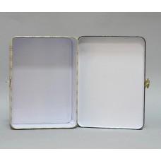 Шкатулка из 3 шт. металл CF131